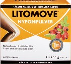 Litomove pulver 2 x 200 g