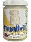 Minallvit Vanilj/Hallon 60 st