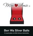 Mon Amie Ben Wa Silver Balls
