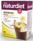 Naturdiet Drinkmix Chocobanana 25 portioner