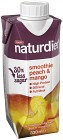 Naturdiet Smoothie Peach & Mango 330 ml