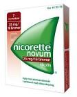 Nicorette Novum, depotplåster 25 mg/16 timmar 7 st