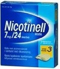 Nicotinell, depotplåster 7 mg/24 timmar 7 st