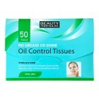 Oil Control Tissues 50 st