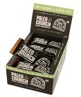 Paleo Crunch Raw Recovery Bar Liquorice 12 st