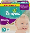 Pampers Active Fit S5 11-23 kg 68 st