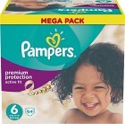 Pampers Active Fit S6 15+ kg 64 st