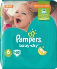 Pampers Baby-Dry S6 15+ kg 40 st
