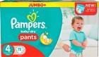 Pampers Baby-Dry Pants S4 8-15 kg Jumbopack 72 st