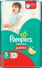 Pampers Baby-Dry Pants S5 12-18 kg 36 st