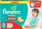 Pampers Baby-Dry Pants S5 12-18 kg Jumbopack 64 st