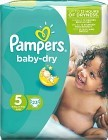 Pampers Baby-Dry 5 11-25 kg 23 st