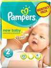 Pampers New Baby Size 2 månadsbox