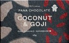 Pana Raw Chocolate Coconut & Goji 45 g
