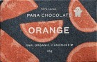 Pana Raw Chocolate Orange 45 g