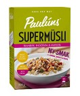 Pauluns Supermüsli Tranbär, Ingefära & Mandel 500 g