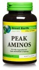 Great Earth Peak Aminos 120 kapslar