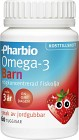 Pharbio Omega-3 Barn 60 kapslar