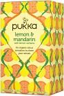 Pukka Lemon & Mandarin 20 tepåsar