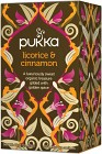 Pukka Licorice & Cinnamon 20 tepåsar