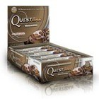 Questbar Cinnamon Roll 12 st
