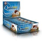 Questbar Coconut Cashew 12 st