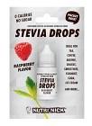 Nutri-Nick Stevia Drops Pocket Pack Raspberry 10 ml