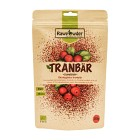 Rawpowder Tranbär ekologiska 250 g