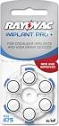Rayovac Implant Pro Plus 6 st