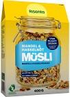 Risenta Müsli Mandel & Hasselnöt 400 g