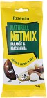 Risenta Naturell Nötmix Paranöt & Macadamia 50 g