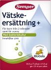 Semper Vätskeersättning+ med bakteriekultur, 7 dospåsar