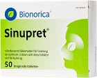 Sinupret Forte 20 tabletter