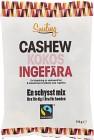 Smiling Cashew Kokos Ingefära 115 g