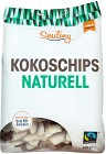Smiling Kokoschips Naturell 125 g