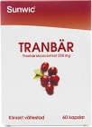 Sunwic Tranbär 60 kapslar