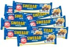 Swebar Less Sugar Choco Orange Crisp 20 st