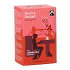 The London Tea Company Peach & Rhubarb 20 st