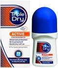 Triple Dry Active Anti-Perspirant Roll-on 50 ml
