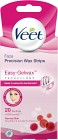 Veet Wax Strips Face 20 st