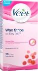 Veet Waxstrips normal hud 20 st