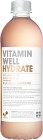 Vitamin Well Hydrate Rabarber/Jordgubb 50 cl inkl. Pant
