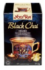 YogiTea Black Chai 17 tepåsar