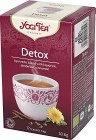 YogiTea Detox 17 tepåsar