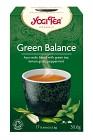YogiTea Green Balance 17 tepåsar