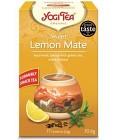 YogiTea Sweet Lemon Mate 17 tepåsar