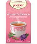 YogiTea Women's Balance 17 tepåsar