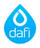 Logotyp för Dafi