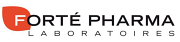 Logotyp Forté Pharma Laboratoires