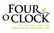 Logotyp Four o´clock